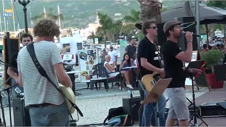 Télé Paese Corsica: Toujours beaucoup de succès pour la fête de la musique à Calvi
