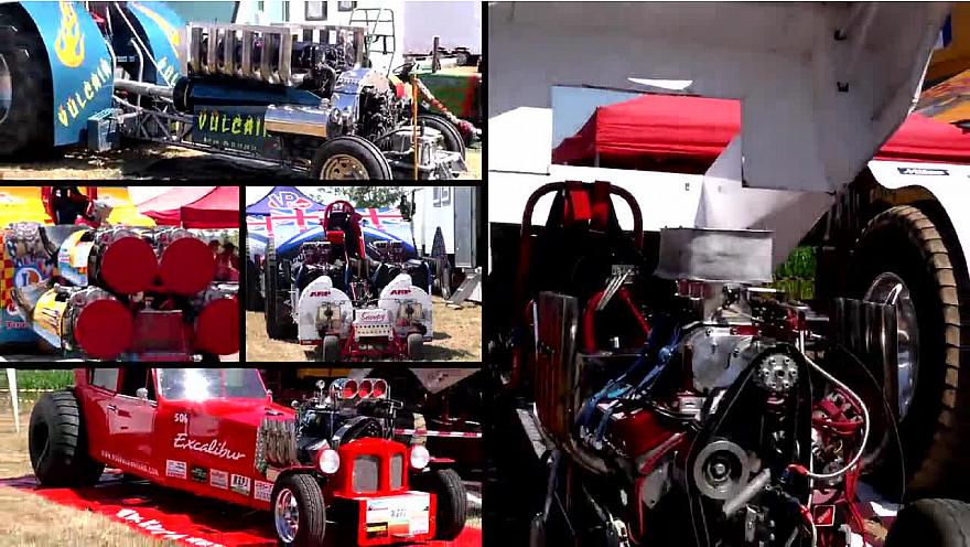Championnat de France Tracteur Pulling 2018 #mouzeil #amtp44 #fullpull #sportmécanique
