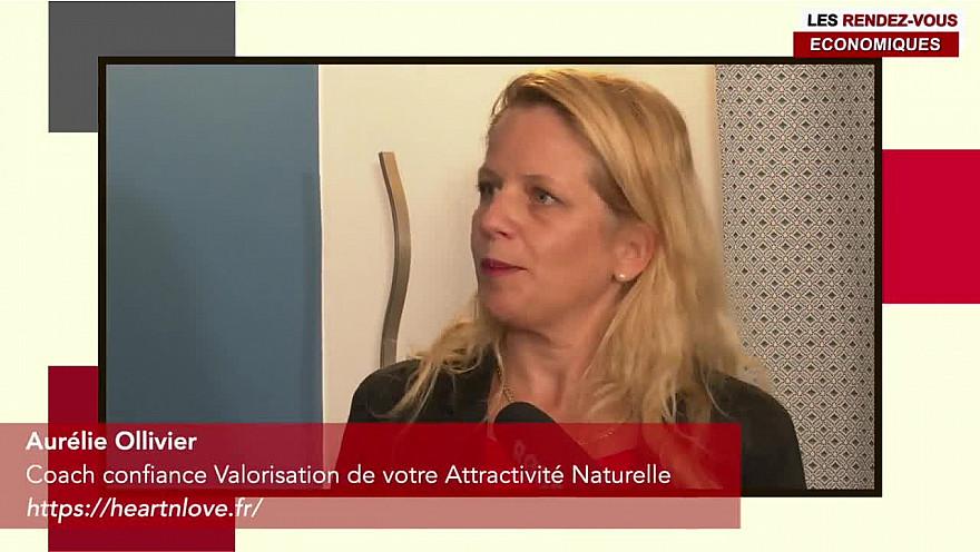 Aurélie Ollivier : l'Entrepreneuriat au féminin