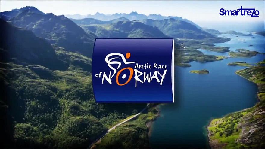 Cyclisme Norvège:  Warren Barguil (Team Arkéa-Samsic) prend la tête de l'Arctic Race of Norway au terme de l'avant dernière étape. @Arkea_Samsic @ArcticRaceofN @WarrenBarguil