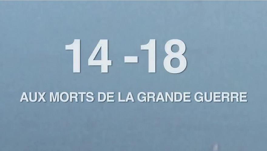 Slam pour les morts de 14-18 par Aimé Nouma